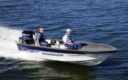 Warrior Boats V1700 Backtroller XST Multi-Species Fishing Boat