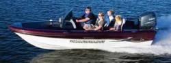Warrior Boats V1800 SC Eagle Multi-Species Fishing Boat