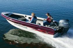 Warrior Boats V2090 Backtroller Eagle TS XST Fishing Boat