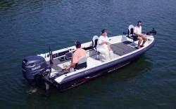 Warrior Boats V2090 Backtroller Eagle XST Tournament Fishing Boat