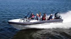 Warrior Boats V2300 Dual Console Eagle Fishing Boat