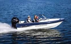 Warrior Boats V1800 DC Eagle Multi-Species Fishing Boat