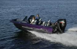 Warrior Boats V193 DC Eagle CRS Multi-Species Fishing Boat