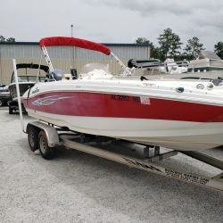 2012 Deck Boat 203