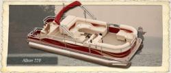 2012 - Weeres Pontoon Boats - Allure 240