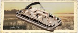 2012 - Weeres Pontoon Boats - Angler 240