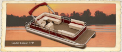 2012 - Weeres Pontoon Boats - Cadet Cruise 200