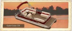 2012 - Weeres Pontoon Boats - Cadet Cruise 220