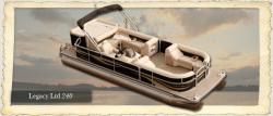 2012 - Weeres Pontoon Boats - Legacy 240