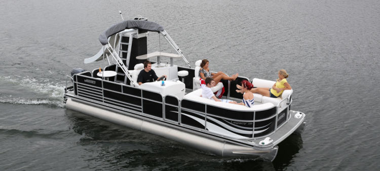 Research 2013 - Weeres Pontoon Boats - Legacy 220 on iboats com