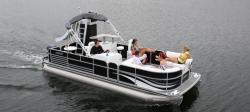 2013 - Weeres Pontoon Boats - Legacy 220