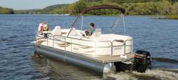 2013 - Weeres Pontoon Boats - Legacy 240