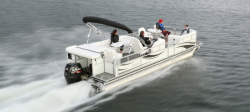 2013 - Weeres Pontoon Boats - Eclipse 180