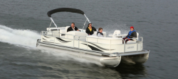 2013 - Weeres Pontoon Boats - Eclipse 200