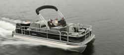 2013 - Weeres Pontoon Boats - Angler 220