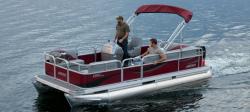 2013 - Weeres Pontoon Boats - Cadet Cruise 220