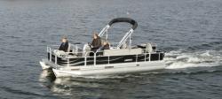 2013 - Weeres Pontoon Boats - Cadet 4-Corner Fish 220