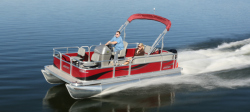 2013 - Weeres Pontoon Boats - Cadet Fish 160