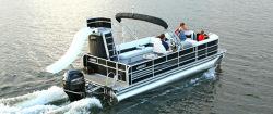 2014 - Weeres Pontoon Boats - Legacy Water Slide 220