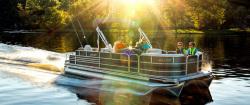 2014 - Weeres Pontoon Boats - Allure 240