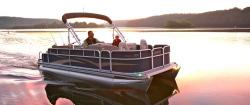 2014 - Weeres Pontoon Boats - Angler 240