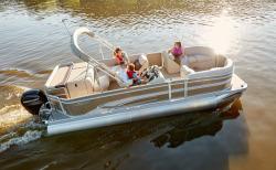 2017 - Weeres Pontoon Boats - Eclipse 200