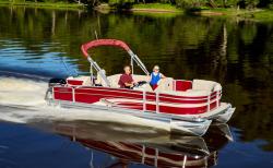 2017 - Weeres Pontoon Boats - Allure 220