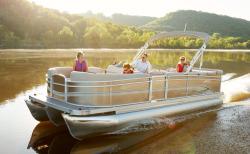 2017 - Weeres Pontoon Boats - Eclipse 220