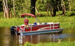 2017 - Weeres Pontoon Boats - Allure 200