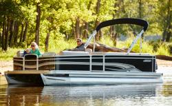 2017 - Weeres Pontoon Boats - Cadet 220