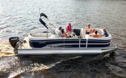 2017 - Weeres Pontoon Boats - 240 Legacy RF
