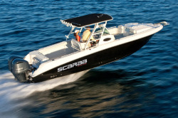2015 - Wellcraft Boats - 30 Scarab Offshore Sport