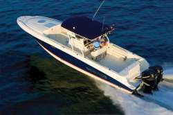 2015 - Wellcraft Boats - 35 Scarab Offshore Sport