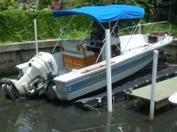 1996 - Grady-White Boats - 209 Escape Center Console