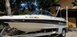 2007 - Sea Ray Boats - 220 Sundeck