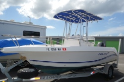 2005 - Pro-Line Boats - 19 Sport