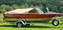 2012 Kingfisher Boats JETCRAFT FASTWATER 1975 Franklin PA