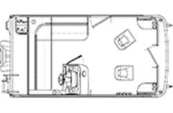 2020 Bennington Marine 168 SFV Commerce Charter Township MI