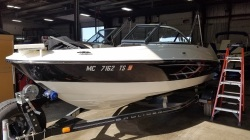 2015 Bayliner 185 Bowrider Howell MI