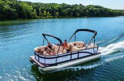 2018 Harris FloteBote Cruiser 220 Commerce Charter Township MI