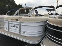 2018 Sunchaser by Smoker-Craft Geneva Cruise 22 LR DH Howell MI