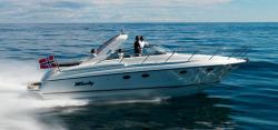2014 - Windy Boats - 42 Grand Bora