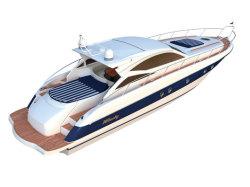 Windy Boats 53 Balios Motor Yacht Boat