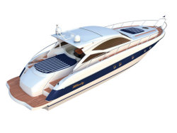 2007 - Windy Boats - 53 Balios