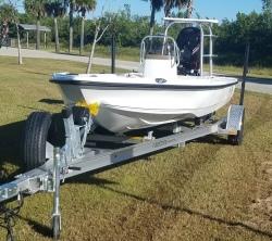 2018 - Action Craft Boats - 1820 Flatsmaster