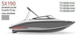 2021 - Yamaha Boats - SX190