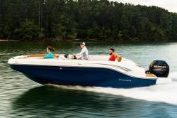 2019 Bayliner DX 2000 Lake Bomoseen VT