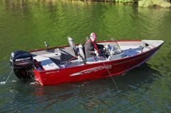 2019 Lund 1625 Fury XL SS Lake Bomoseen VT