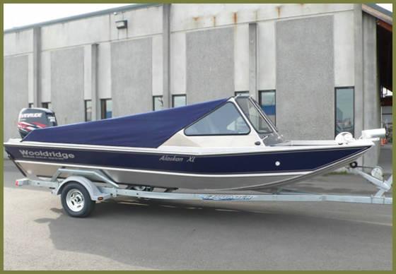 Research 2014 - Wooldridge Boats - 23- Alaskan XL on iboats com