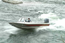 2014 - Wooldridge Boats - 17- Alaskan